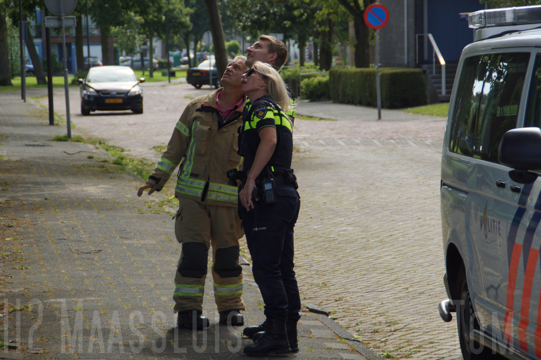 uniform brandweer nederland