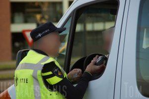 112Maassluis | Tom | Politie houdt grote alcoholcontrole in Maassluis en Vlaardingen